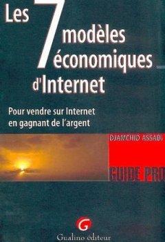 Livres Couvertures de Les 7 modèles économiques d'internet