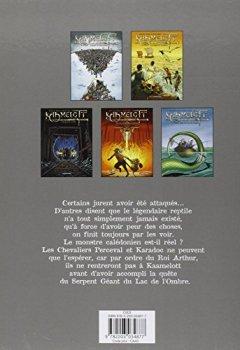 Livres Couvertures de Kaamelott, Tome 5 : Le Serpent Géant Du Lac De L'Ombre