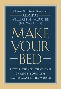 Livres Couvertures de Make Your Bed: Little Things That Can Change Your Life...And Maybe the World (English Edition)