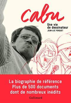 Livres Couvertures de Cabu: Une vie de dessinateur