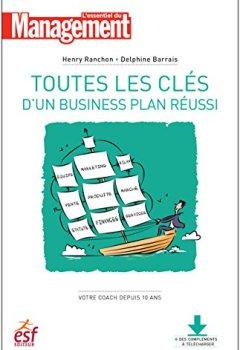 Livres Couvertures de Toutes les clés d'un business plan réussi
