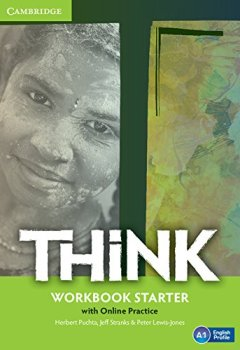 Livres Couvertures de Think Starter Workbook with Online Practice