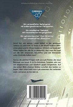 Buchdeckel von Caeron: Konvention