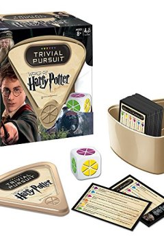 Livres Couvertures de Trivial Pursuit Harry Potter