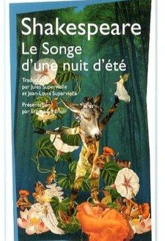 Livres Couvertures de Le Songe d'une nuit d'été