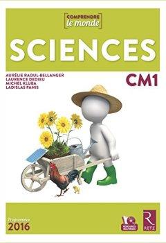 Livres Couvertures de Sciences CM1 (+DVD) - Nouveau programme 2016