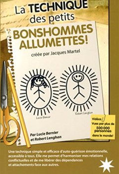 Livres Couvertures de La Technique des petits Bonshommes Allumettes !