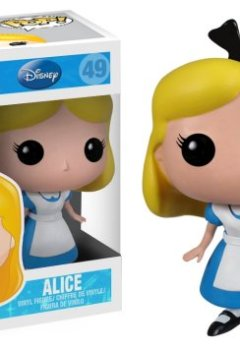 Livres Couvertures de Funko - POP Disney  Series 5 - Alice