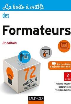 Livres Couvertures de La Boîte à outils des formateurs - 3e éd.