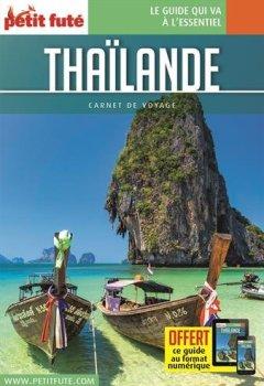 Livres Couvertures de Guide Thaïlande 2018 Carnet Petit Futé