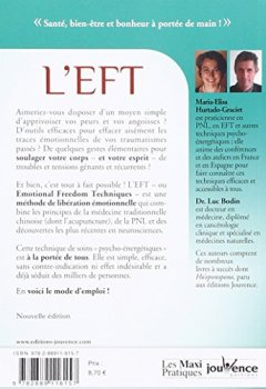 Livres Couvertures de L'EFT - Emotional Freedom Technic : Mode d'emploi