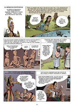Livres Couvertures de L'Incroyable Histoire de la médecine