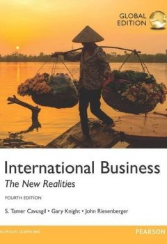 Livres Couvertures de International Business: The New Realities, Global Edition