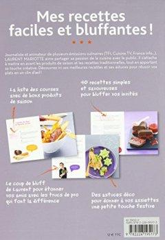 Livres Couvertures de Mes recettes faciles et bluffantes