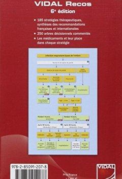 Livres Couvertures de Vidal recos, recommandations en pratique : 185 stratégies thérapeutiques