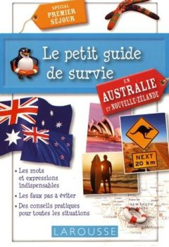 Livres Couvertures de Le petit guide de survie en Australie et Nouvelle-Zélande