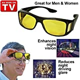 HD Night Vision Wraparounds Wrap Around Glasses