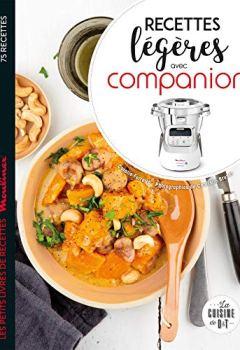 Livres Couvertures de Companion recettes légères