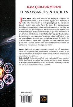 Livres Couvertures de Connaissances interdites : Révélations d'un voyageur temporel et multidimensionnel