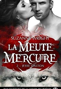 Livres Couvertures de Jesse Dalton: La Meute Mercure, T2