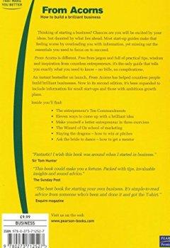 Livres Couvertures de From Acorns: How to Build a Brilliant Business