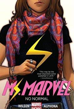 Livres Couvertures de Ms. Marvel Vol. 1: No Normal