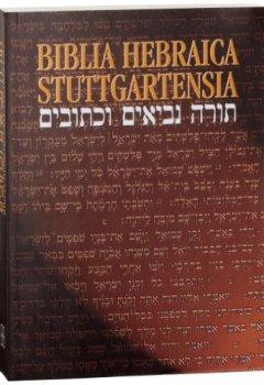 Livres Couvertures de Biblia Hebraica Stuttgartensia (BHS)