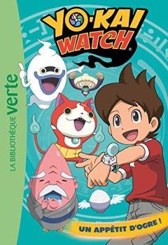 Livres Couvertures de Yo-kai Watch 05 - Un appétit d'ogre !