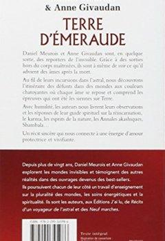 Livres Couvertures de Terre d'Émeraude - Les mondes de l'après-vie, la réincarnation et le karma