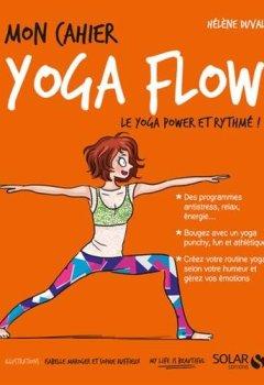Livres Couvertures de Mon Cahier Yoga Flow - Cahier de vacances