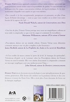 Prescriptions divines de Doreen Virtue