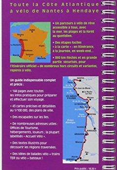 Livres Couvertures de La côte Atlantique à vélo La Vélodyssée