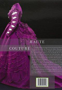 Livres Couvertures de Haute Couture, la Mode en Details, du XVIIe au XXe siecle