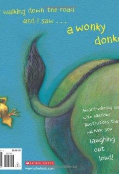 Livres Couvertures de The Wonky Donkey