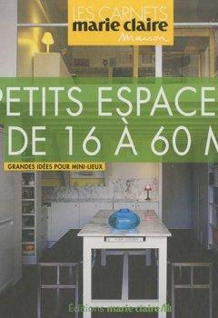 Livres Couvertures de Petits espaces de 16 à 60 m2
