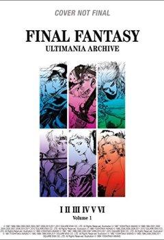 Livres Couvertures de Final Fantasy Ultimania Archive Volume 1