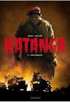 Livres Couvertures de Katanga, Tome 2 : Diplomatie