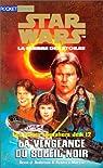 Star Wars - Les Jeunes Chevaliers Jedi, tome 12 : La vengeance du Soleil noir