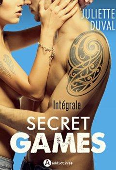 Livres Couvertures de Secret Games – L'intégrale