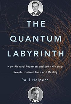 Livres Couvertures de The Quantum Labyrinth: How Richard Feynman and John Wheeler Revolutionized Time and Reality