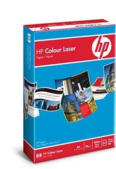 Livres Couvertures de Hewlett-Packard CHP370 Pack de 500 feuilles blanches A4 pour imprimante HP ColourLaser 90 g/m² (Import Allemagne)