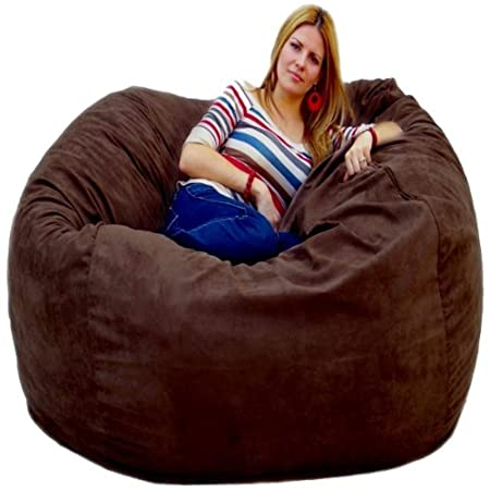 The Cozy Sack foam chair is the most comfortable place to sit anywhere. They are filled with the softest virgin urethane foam available. The urethane foam will spring back to normal size after every use and not go flat like the traditional bean bag c...