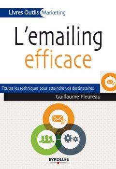 Livres Couvertures de L'emailing efficace