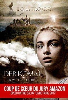 Livres Couvertures de DERKOMAI T1: Ailleurs (Derkomaï)
