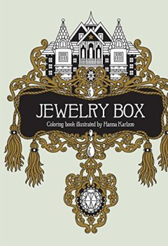 Livres Couvertures de Jewelry Box Coloring Book: Published in Sweden As Smyckeskrinet