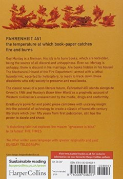 Livres Couvertures de Fahrenheit 451 (Flamingo Modern Classics)