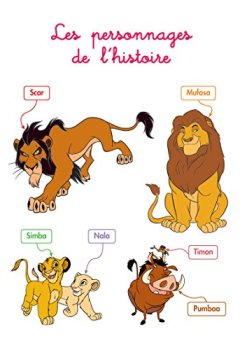 Livres Couvertures de Le Roi Lion CP Niveau 1