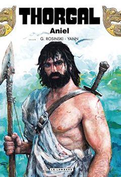 Livres Couvertures de Thorgal - tome 36 - Aniel