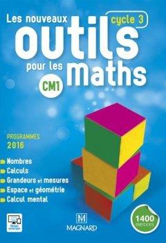 Livres Couvertures de Les nouveaux outils pour les maths CM1 Cycle 3