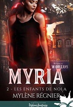 Livres Couvertures de Les enfants de Nola: Myria, T2